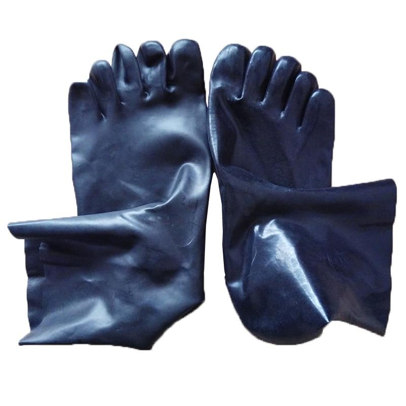 Latex Five Toe Socks Sissy Panty Shop