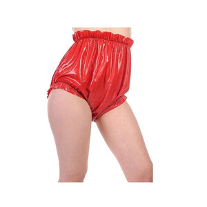 Latex High Waist Bloomers Sissy Panty Shop