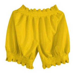 Latex Boxer Shorts Sissy Panty Shop Gold S