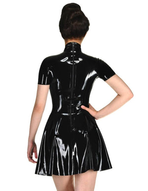 Latex Princess Dress Sissy Panty Shop
