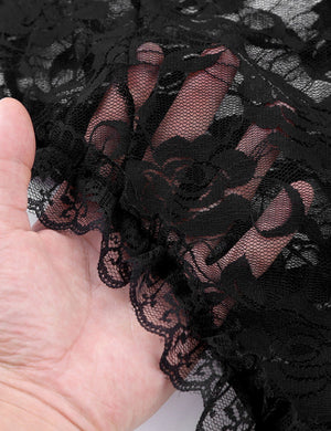 See Through Lace Bodysuit Sissy Panty Shop