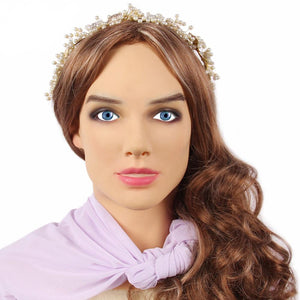"""Sissy Lindsey"" Crossdressing Mask Sissy Panty Shop"