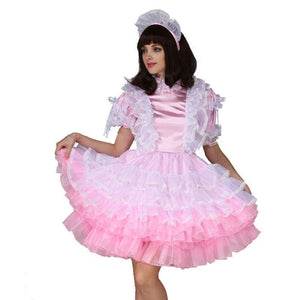 """Sissy Maid Chris"" Lockable Dress Sissy Panty Shop"