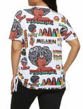Plus Size Graphic T-Shirt