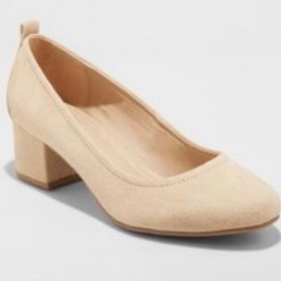 Ladies Suede Shoes
