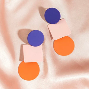 Funky 80's style Earrings