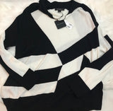 ST John Colorblock Sweater
