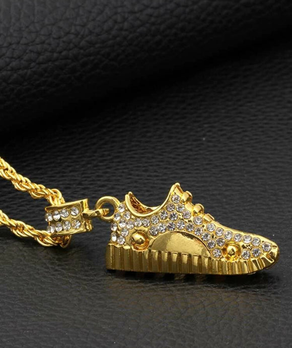 Sneaker Charm Necklace