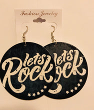Load image into Gallery viewer, Let's Rock Earrings