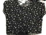Star Patterned Blouse