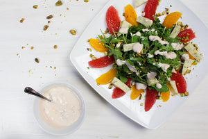 Citrus Mint Salad Dressing Recipe