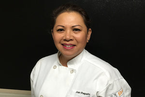Interview with Pastry chef Joan Repato