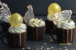 How To: Mousse Filled Chocolate Cups