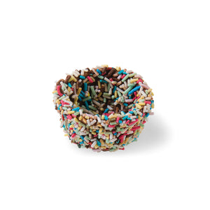Wafer Basket-Sprinkles detail