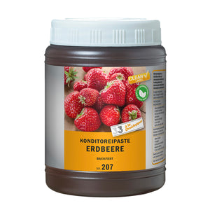 Strawberry Flavor Paste Compound 2.2 lbs
