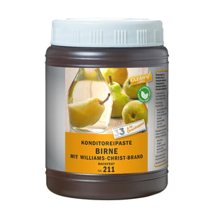 Pear Flavor Paste Compound 2.2 lbs