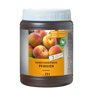Peach Flavor Paste Compound 2.2 lbs