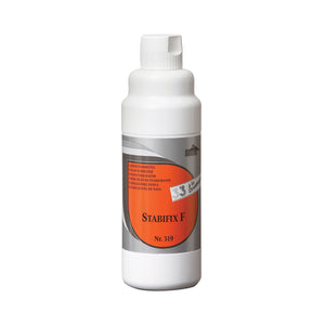 Stabifix F-Liquid Cream Stabilizer in bottle packaging