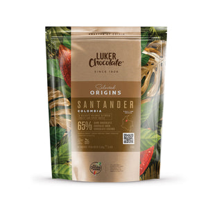 Santander 65% Dark Chocolate