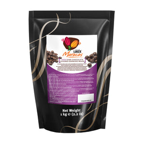 Chocolate Covered Espresso Beans in bag