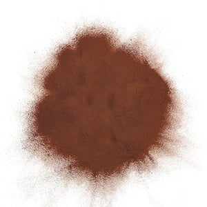 Dry Colorant-Brown in pile out of packaging purcolour