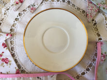 Load image into Gallery viewer, Elizabethan, fine bone china, vintage coffee cup and saucer, summer flowers, c.1980s