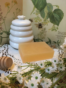 Honey Soap, Pure Organic Honey Soap.