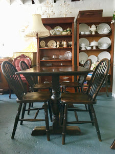 Antique Welsh Oak Refectory Table