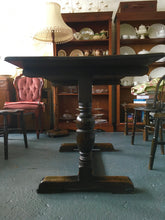 Load image into Gallery viewer, Antique Welsh Oak Refectory Table