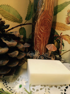 Cedarwood & Goat's Milk Soap.