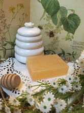 Load image into Gallery viewer, Honey Soap, Pure Organic Honey Soap.