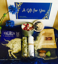 Load image into Gallery viewer, Taurus Gift Set