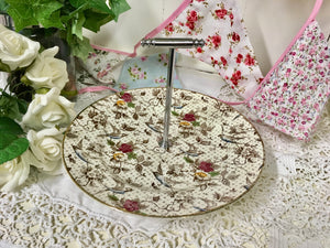 Cake Stand, Tazza, Antique, Victorian.