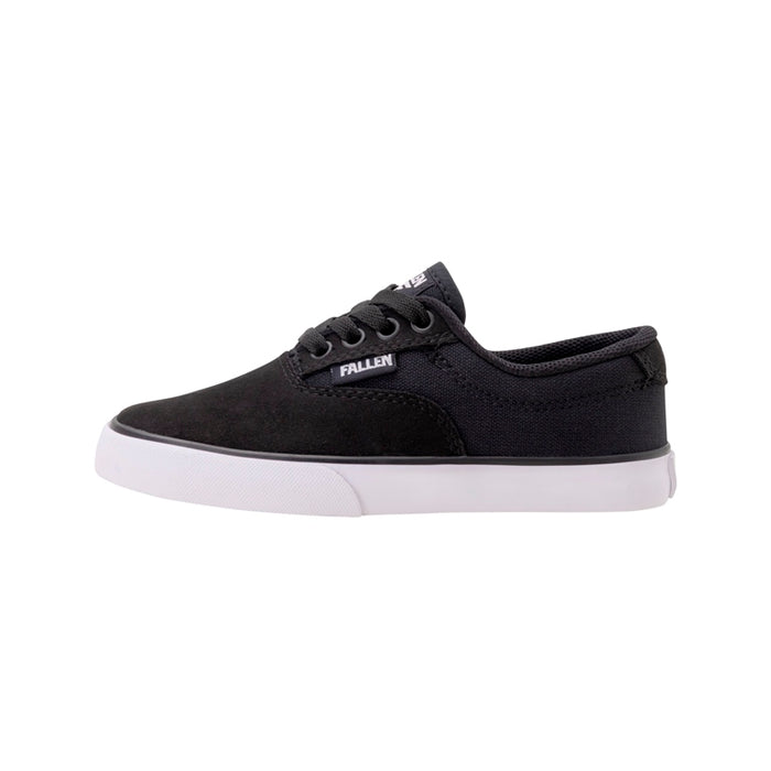 New NTX Kids - Black/White - Fallenfootwear-AR