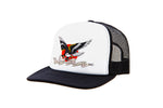 Cap Eagle Trucker - Black