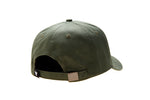 Cap Insignia - Military Green