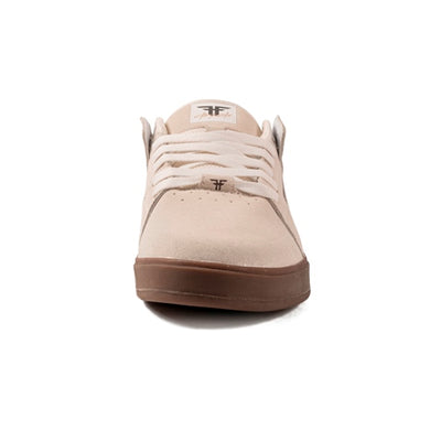 Trooper Chris Cole - White/Dark Gum - Fallenfootwear-AR