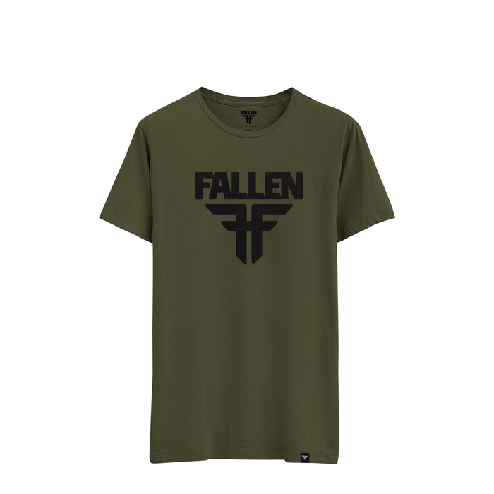 Remera Insignia kids - army green