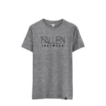 Remera Nuveaux - Heather gray