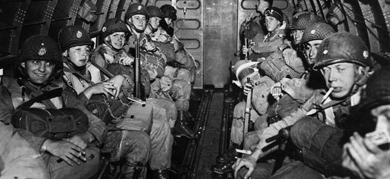 Paratroopers of D-Day