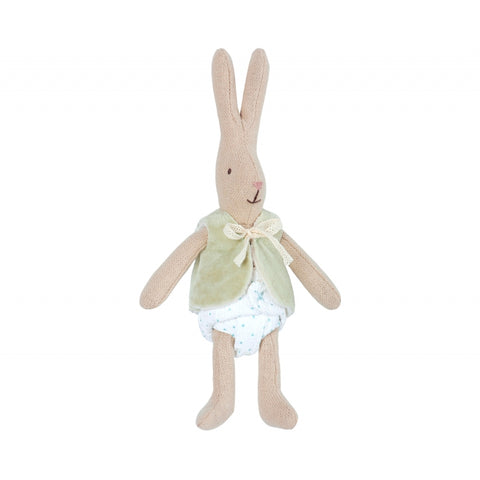 Maileg, Micro, Rabbit w/west (16cm)