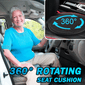 360 degree rotation cushion Car mats Chair cushion best for Elderly and pregnant woman mobility Aid Chair cushion car met