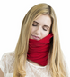 Support Collar U-shaped Pillow | Custom Neck Scarf Travel Pillow