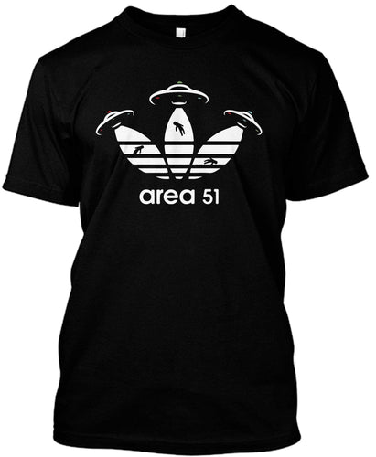 AREA 51 Premium T-Shirt - Area 51 Storm It shirt - tab4trends