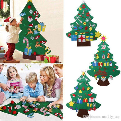 DIY Christmas Tree Decorations