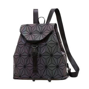 Luminous Geometric Backpack | Light Up Backpack | Awesome Backpacks