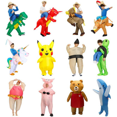 custom inflatable costumes