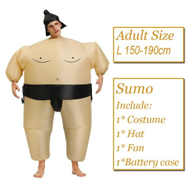 Inflatable Costume For Adults & Kids