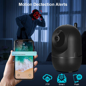 1080P Smart Wireless IP Camera