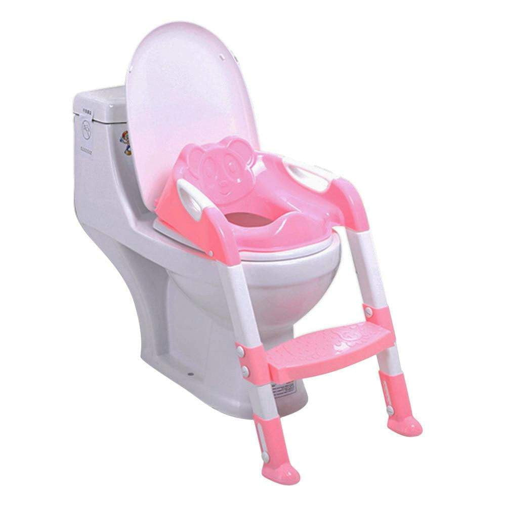 Baby Potty Training Chair with Adjustable Ladder - Tab Trends